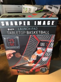 Table top basket ball