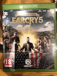 Farcry 5 for Xbox One Montréal, H8P