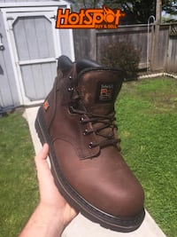 Timberland Pro Steal Toe Boots Hamilton