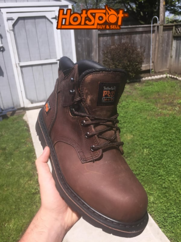Timberland Pro Steal Toe Boots 0