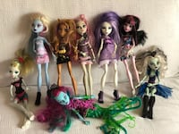 Monster high bambole barbie Parabiago, 20015