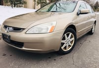 2003 Honda Accord Leather Bose System ' Clean Title College Park