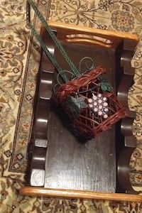 Wine tray and basket Toms River, 08753