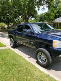 2008 Chevrolet Silverado 1500 LTZ Crew Cab Houston