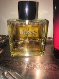 4.2 oz bottle Hugo Boss and Hugo Boss Lotion  Calgary, T2Y
