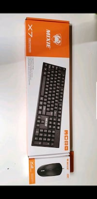 Keyboard and Mouse Combo - New in Box -Price Negotiable Toronto, M5R 1V8