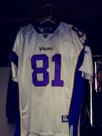 white and blue NFL # 10 jersey Stockton, 95204
