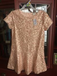 Gap kids Sequin Dress. Sz 6/7. Brand new w tags West Chester, 45069