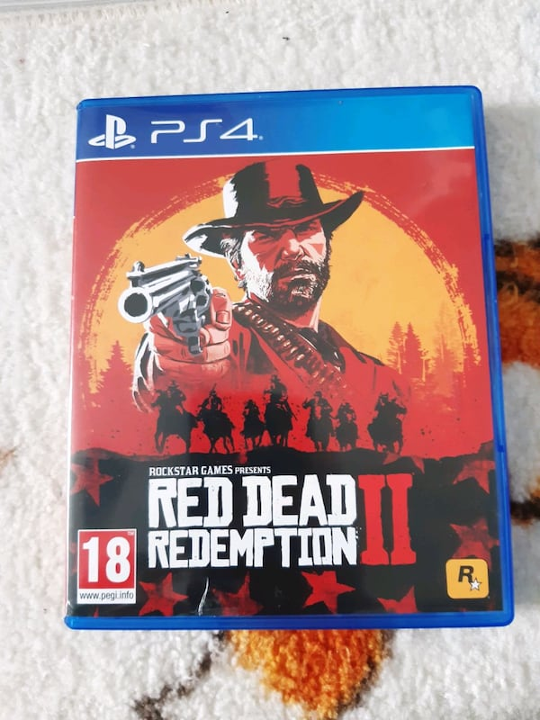 RED DEAD REDEMPTION II 77e17452-f0b7-4375-881d-e9944a355065