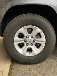 Rims and tires set Baltimore, 21214