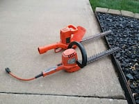 Black n decker hedge trimmers Niagara Falls, L2H 2V8