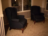 Pair of Lane Wingback recliners Folsom