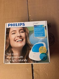 Philips HF3422 Golite Blue Energy Light TORONTO