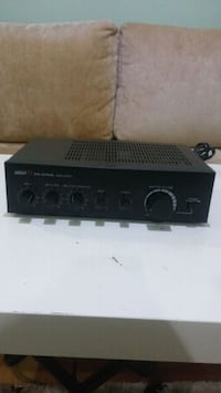 İNTER pa 935a amplifier