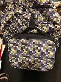 Backpack with lunch bag Gaithersburg, 20879