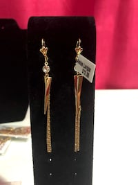 Long Earrings Jewelry  Chantilly
