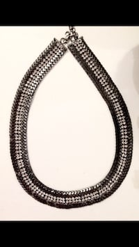 New Elegant yet Cool Crystal Necklace