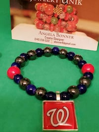 Washington Nationals Bracelets Clinton, 20735