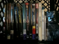 assorted DVD movie case lot Englewood, 80110