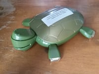 Turtle Multi USB Charger w/storage compartment Calabash, 28467