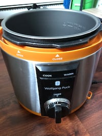 Wolfgang Puck Automatic Pressure Cooker Alexandria, 22303