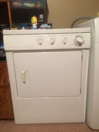 White front-load clothes dryer  Omaha, 68118