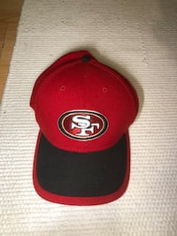 San Francisco 49ers 2015 Official 39THIRTY Sideline Hat Toronto, M5R