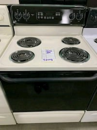"GE BISQUE 30"" ELECTRIC STOVE $179 #26172 Hempstead, 11550"