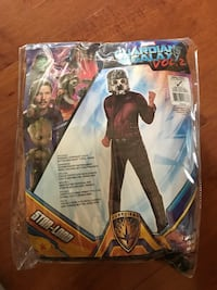 New!! Star-lord costume small (3-4) St Thomas, N5R 6M6