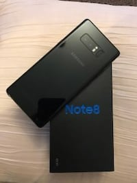 Samsung galaxy note 8 *Factory unlocked *like new *30 days warranty  Springfield, 22150