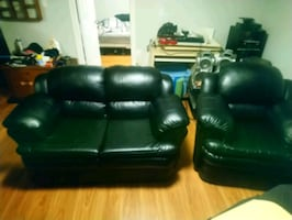 2 piece loveseat and chair