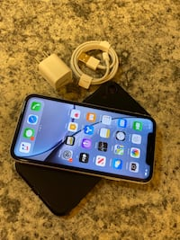 Brand new white iPhone XR unlocked 64 Toronto