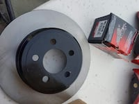 black and gray disc brake rotor Las Vegas, 89178