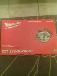 Milwawkee M18 tool only Calgary, T2S 0J3