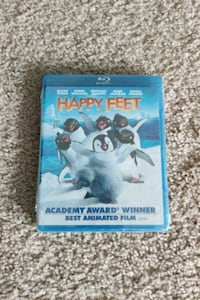 NEW Happy feet Dvd Brentwood, 11717