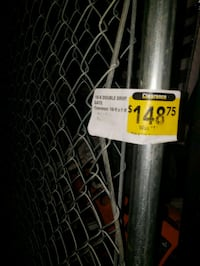 Metal double or single gates  Providence