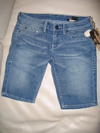William Rast Girls Jean Shorts Toronto