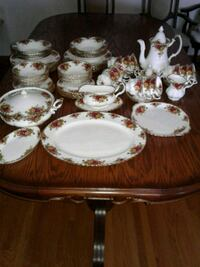 Royal Albert Old Country Roses Toronto, M1K 3B8