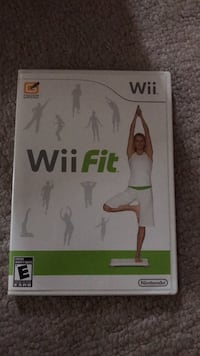 Wii Fit Game & Board Lexington, 40514