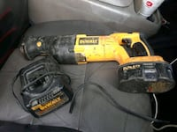 yellow and black DEWALT corded reciprocating saw Los Angeles, 91303