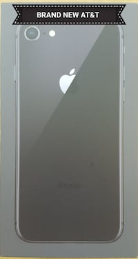 BRAND NEW AT&T IPHONE 8 64GB