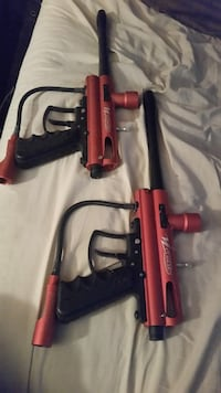 black and red paintball gun Blountville, 37617