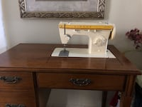 white and brown sewing machine Lake Forest, 92630