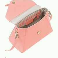 women's pink leather sling bag South Yorkshire, S8