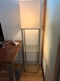 Floor Lamp with Shelves  Chicago, 60602