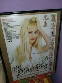 Autographed Jenna Jameson movie poster Davenport, 52801