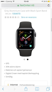 Apple Watch Series 4 Malmö, 216 21