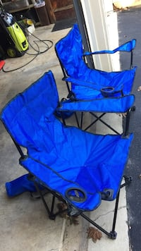 Two Lawn foldable tailgate camping chair Brookeville, 20833
