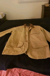 brown button-up jacket Los Angeles, 90059