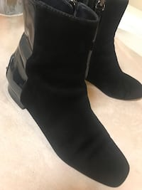 TOD'S SUEDE ANKLE BOOTS S 8,5 Toronto, M3C 1T5